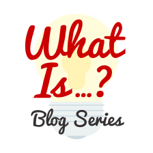 What is blog series logo