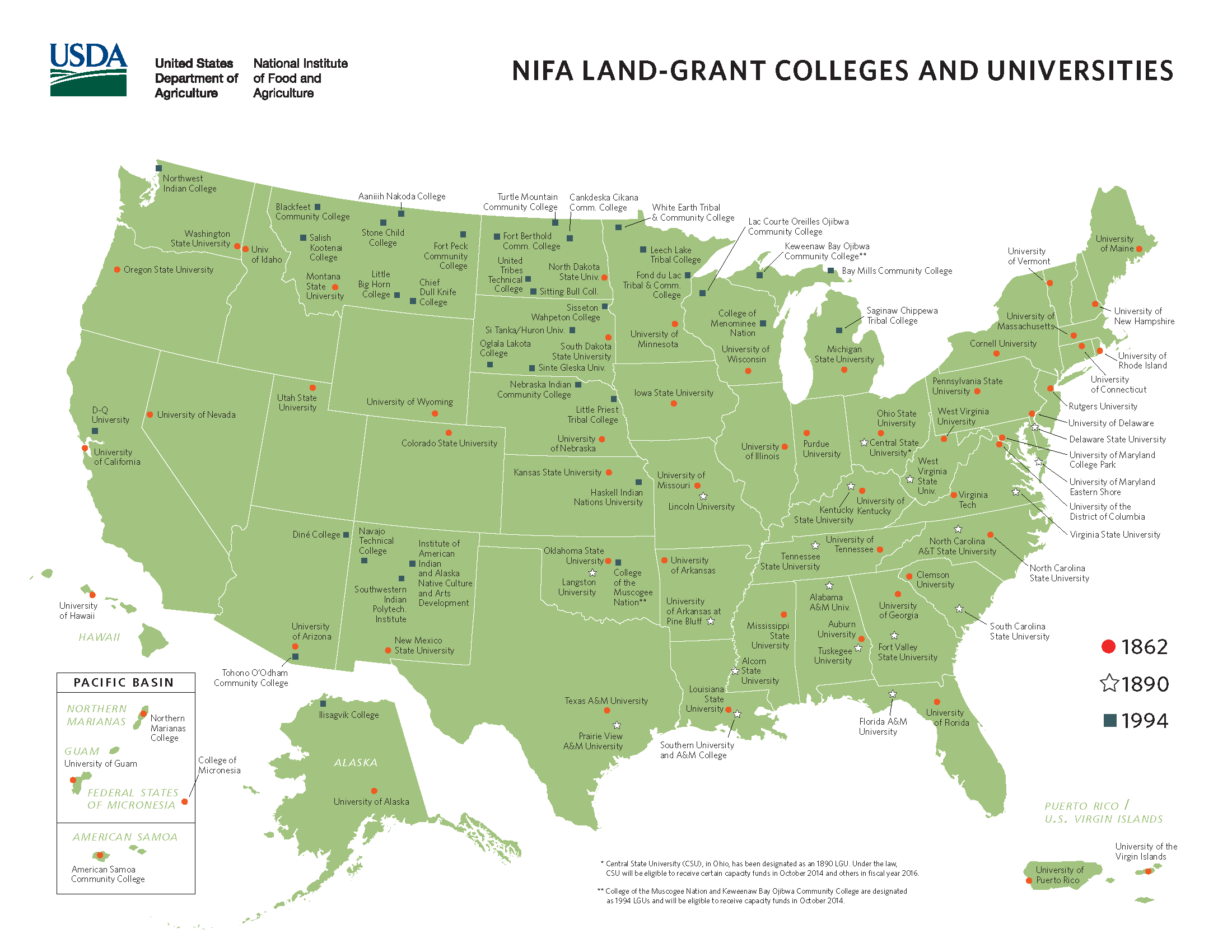 Grants For College >> What Is A Land Grant Part 1 Land Grant Colleges And