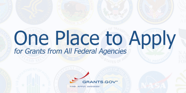Grants.gov - One Place to Apply for Grants from All Federal Agencies