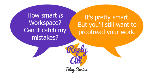 Reply All Blog Series graphic