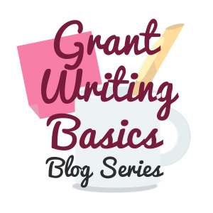 grant writing basics icon