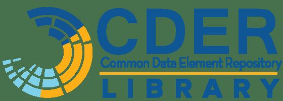 CDER Library logo