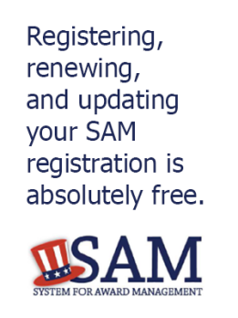 Read This Before You Respond to SAM-Related Spam – Grants gov