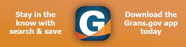 Download the Grants gov Mobile App – Grants gov Community Blog
