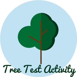 Tree Test Activity