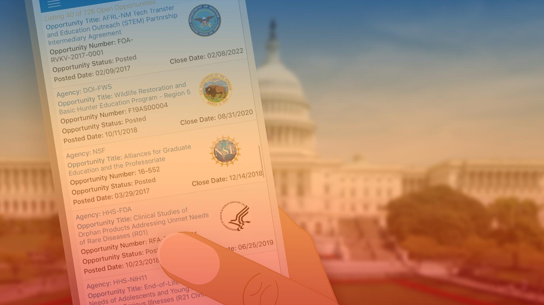 Grants.gov Mobile App